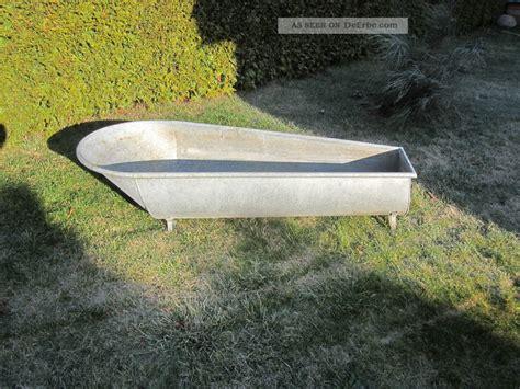 badewanne abfluss zinkbadewanne zinkwanne badewanne pflanzgef 228 223 ohne