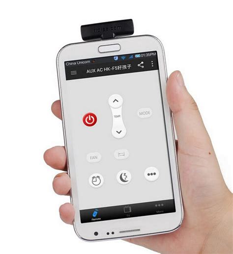 remote android device zazaremote android cellphone accessory remote 33 45khz ir appliances id 9125327