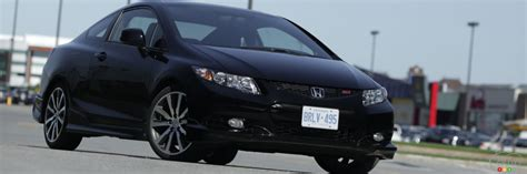 2013 Honda Civic Coupe Review by Auto123 Car Reviews Auto123