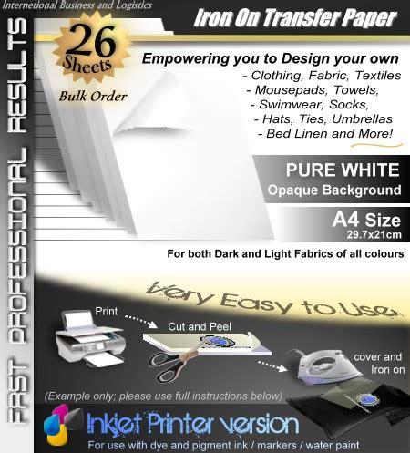 avery iron on transfers laser printer iron on transfer paper deals on 1001 blocks
