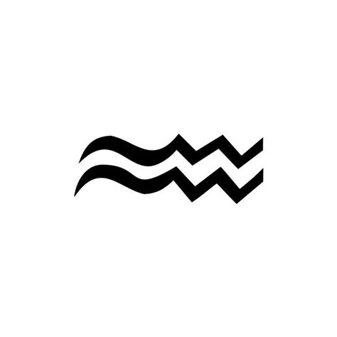 aquarius symbol tattoo designs 60 best aquarius tattoos design and ideas