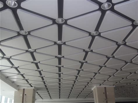 Designer Drop Ceiling Tiles China Suspended Cell Ceiling Design China Cell Ceiling