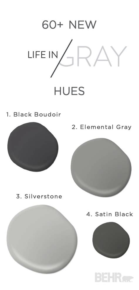 monochromatic color schemes are oh so sophisticated use gray is the perfect neutral whether you pair it with