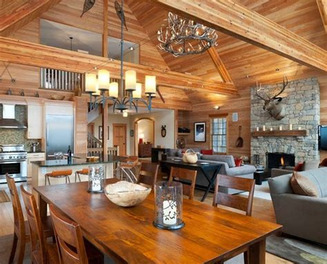 beautiful log cabin dining rooms 30 best beautiful log cabin dining rooms images on