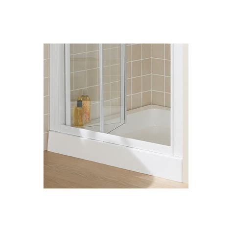 Lakes Classic Semi Frameless Bi Fold Shower Door 700mm Bi Fold Shower Doors 700mm