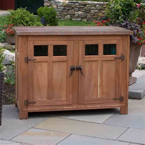 schrank outdoor outdoor tv cabinet casual cottage