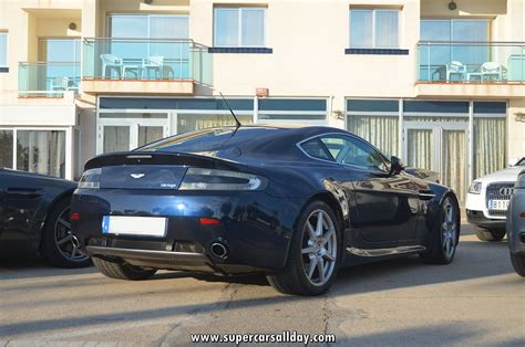 2006 Aston Martin V8 Vantage by 2006 Aston Martin V8 Vantage Supercars All Day