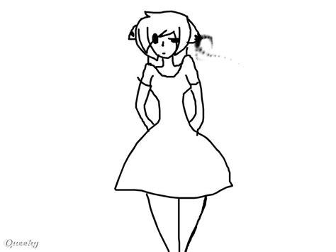 jingle dress coloring page how to draw jingle dress