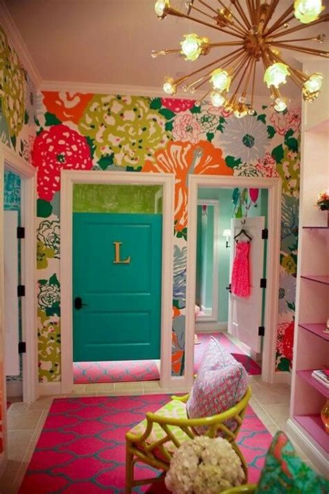 lilly pulitzer bedroom wallpaper lilly pulitzer wallpaper great for a kids room