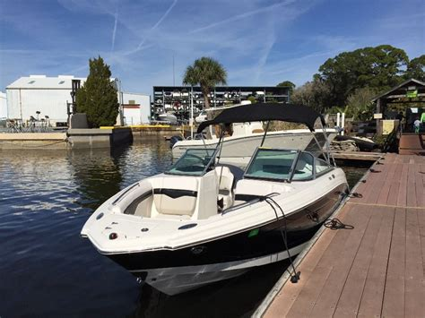 chaparral boats in saltwater chaparral 226 ssi 2011 for sale for 31 900 boats from