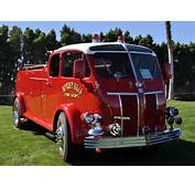 Just A Car Guy 1940 Beverly Hills Fire Department Engine Beautiful