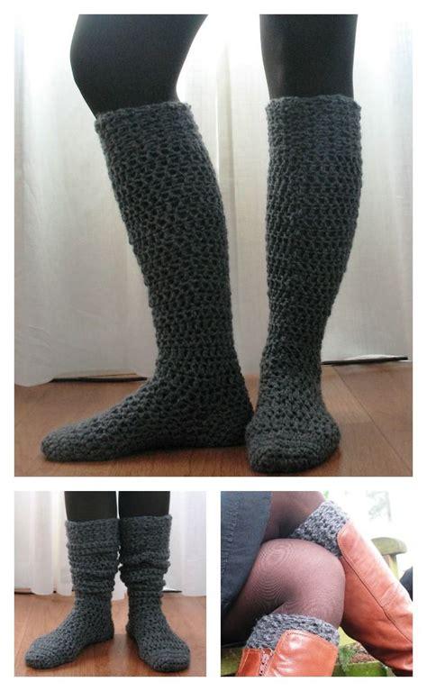 crochet pattern boot socks 1865 best crochet images on pinterest challenge ideas