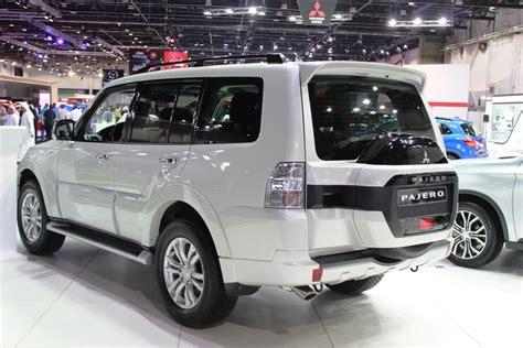 mitsubishi kuwait 2018 pajero 2018 cars models