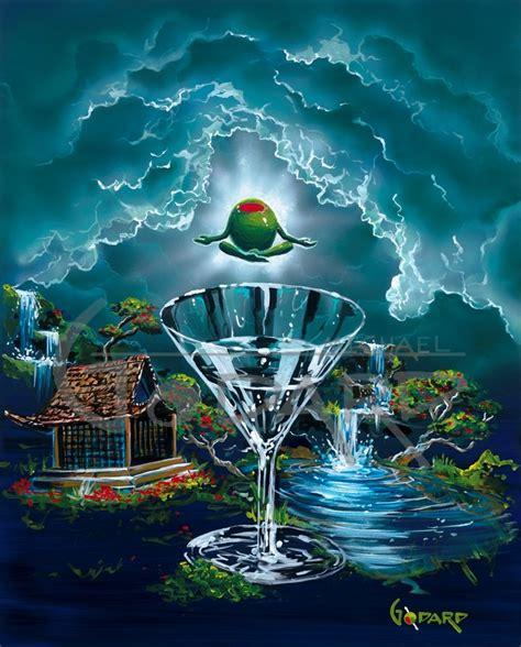 martini godard michael godard paintings