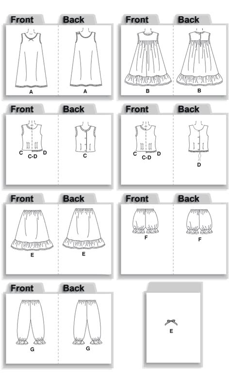 pattern review pattern sales mccall s 4505 girl s slips camisoles etc sewing pattern