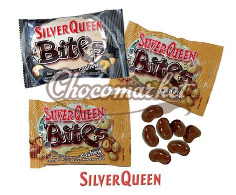 Silverqueen Bite Kiloan coklat silverqueen chocomarket
