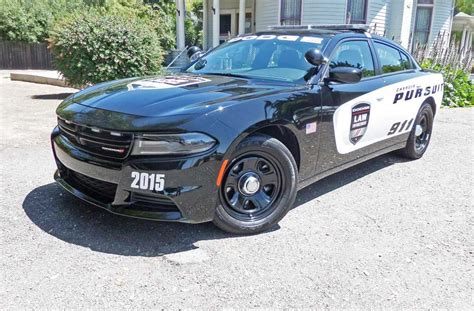 Dodge Charger Pursuit 2015 Dodge Charger Pursuit Vehicle View From The