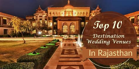 Destination Wedding Locations In Rajasthan   lifehacked1st.com