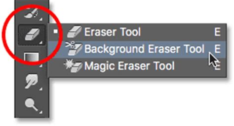 reset eraser tool photoshop how to use the background eraser tool in photoshop