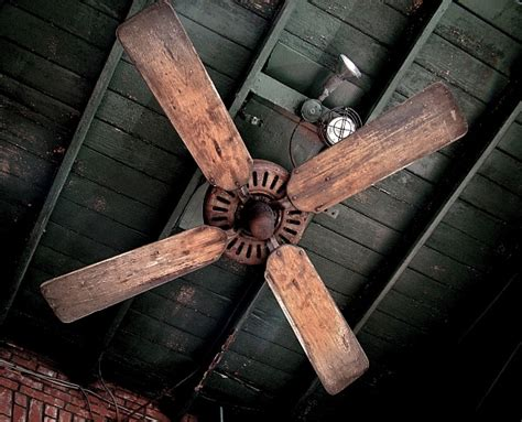 rustic ceiling fans on outdoor ceiling fans