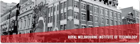 Mba In Melbourne Institute Of Technology by Rmit Oceanic Consultants