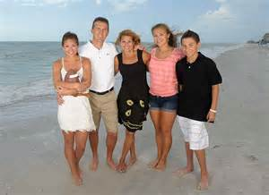 Urban meyer and family