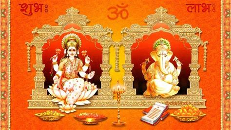 Home Decoration Of Ganesh Festival by 7 Best Laxmi Ganesh Lakshmi Ganesha Wallpapers