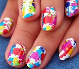 colorful nail 15 colorful nail designs to try