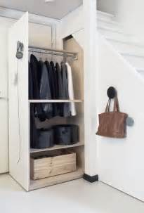 Stairs Closet Organizer by Storage The Stairs 31 Smart Ideas Digsdigs
