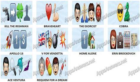 film emoji puzzel new emojination emojimovies level 17 answers apps