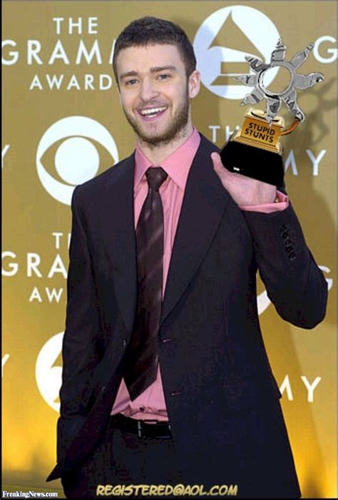 Finalists Named In Grammy Contest With Timberlake by Justin Timberlake Grammy Awards Pictures