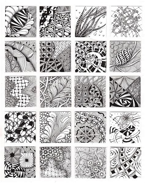 zentangle pattern journal 815 best zentangles doodles images on pinterest