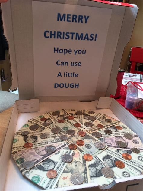 my fourteen year old grandson loved his cash pizza