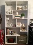 mainstays home 8 shelf bookcase mainstays home 8 shelf bookcase finishes