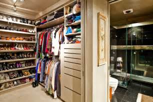 walk closet with white wooden shelving and shoe racks ceiling incredible closets amp wardrobes for men women