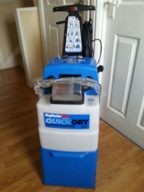 rug doctor refurbished used carpet cleaning machine uk carpet vidalondon