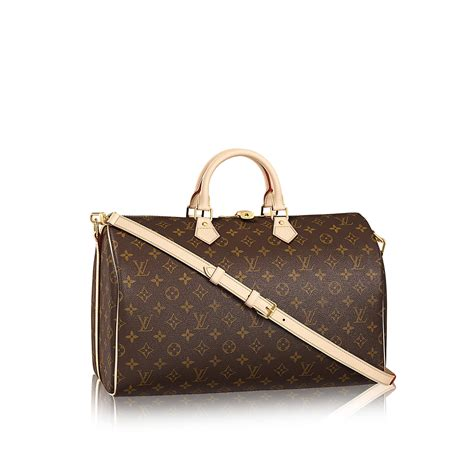 Louis Vuitton Speedy 40391 speedy bandouliere 40 monogram canvas handbags louis vuitton