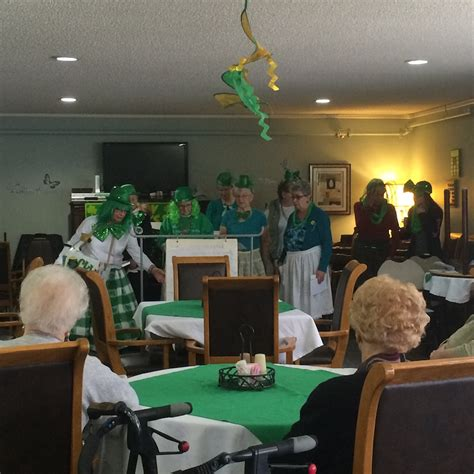 Pats Kitchen by St Pats Day With The Kitchen Kuties Maple View Retirement