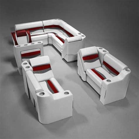 Used Pontoon Furniture by Pontoon Boat Seats Cg1844 Deckmate 174 Boat Seats