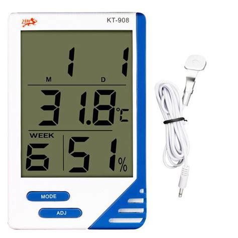 Harga Hygrometer jual hygrometer alat ukur kelembaban udara indoor dan
