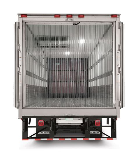 swing panel morgan corporation truck body door options