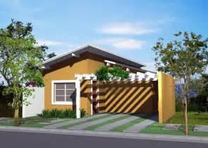Visualize abaixo varias imagens de fachadas de casas pequenas