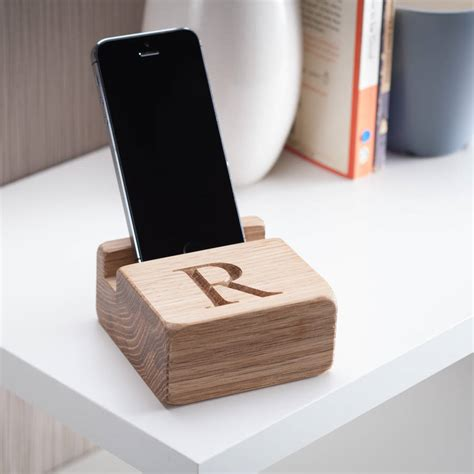 phone charging stand phone charging stand and dock by house of carvings