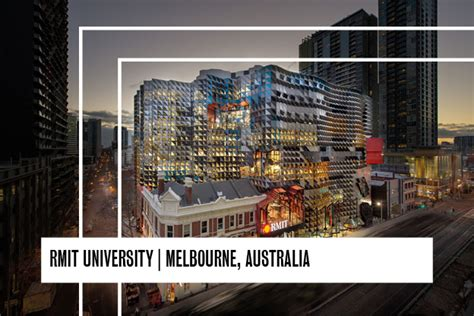 Melbourne Business School Mba Deadlines by Rmit Fashion Institute Of Technology