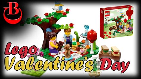 Lego 40236 Brick And More Picnic lego picnic set 40236 pictures review