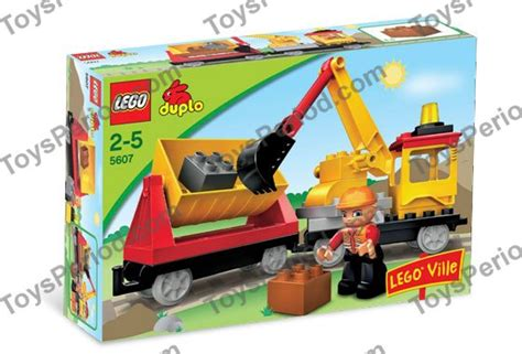 Lego City Eisenbahn Zubehör 600 by Lego 5607 Track Repair Set Parts Inventory And