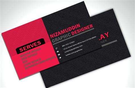 4 side free psd business card templates new stylish business card free psd file collections