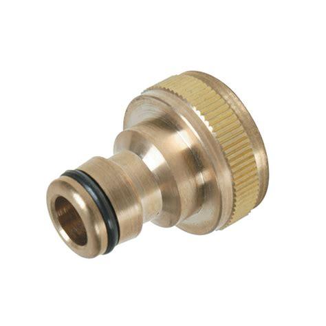 Tap Connector Hose brass garden hose tap connector stevenson plumbing electrical supplies