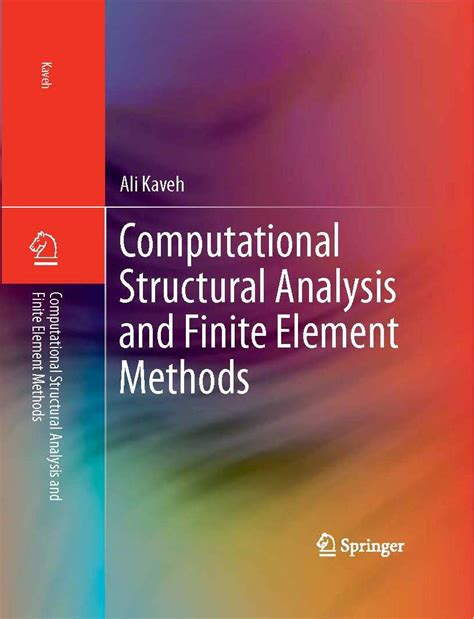 computer methods in structural analysis books new book by springer iran of science