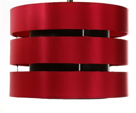 red and black l shade the stunning red l shade as the decoration of your